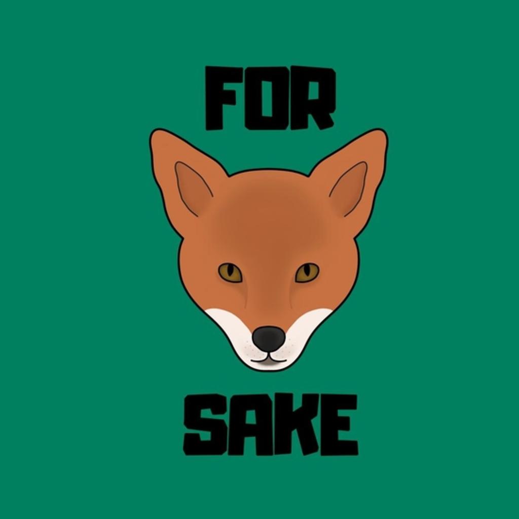 BustedTees: For fox sake
