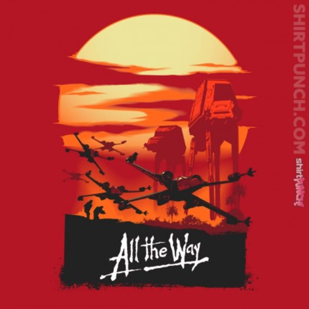 ShirtPunch: All The Way