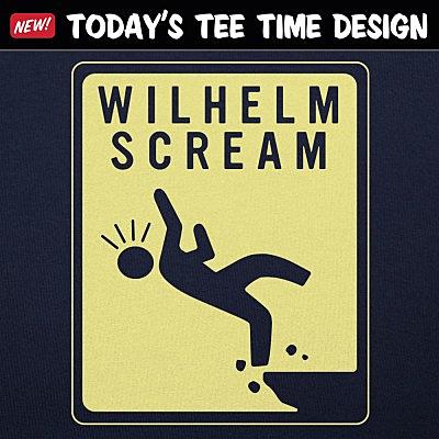 6 Dollar Shirts: Wilhelm Scream