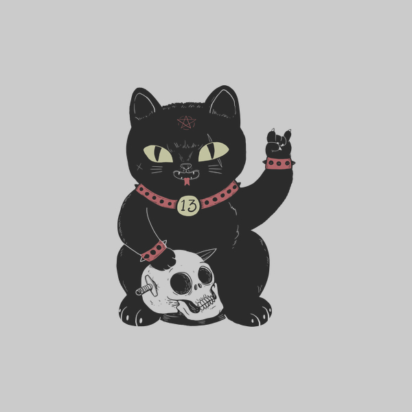 NeatoShop: Black Cat