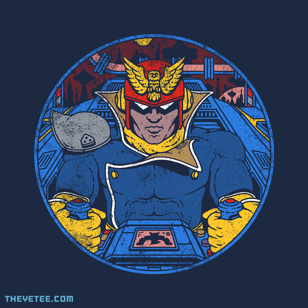 The Yetee: FALCON-ZERO