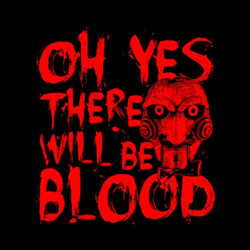 Five Finger Tees: Oh Yes There Will Be Blood T-Shirt