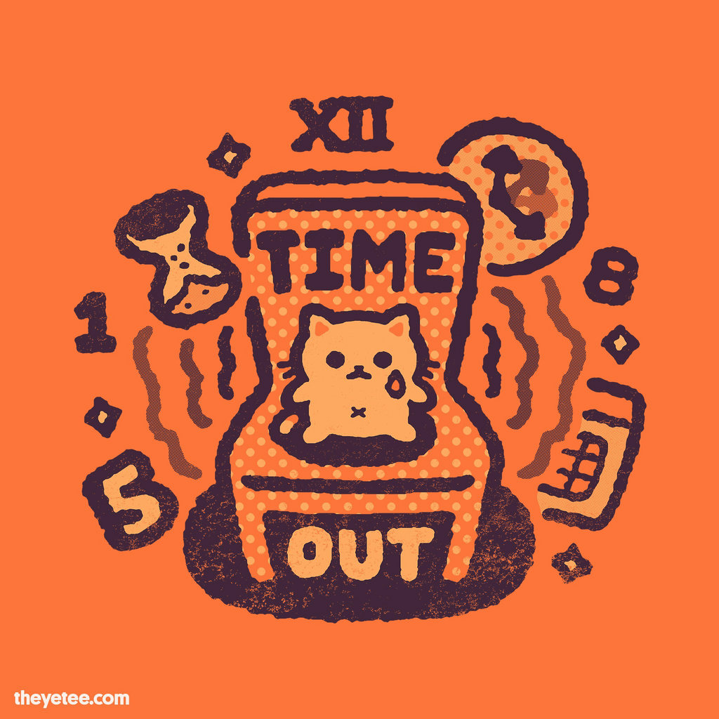 The Yetee: Time Out
