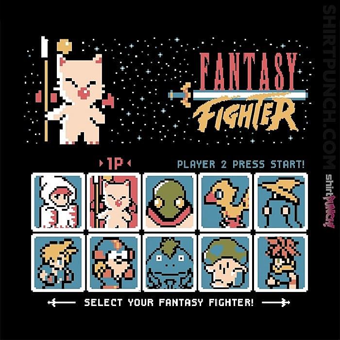 ShirtPunch: Fantasy Fighter