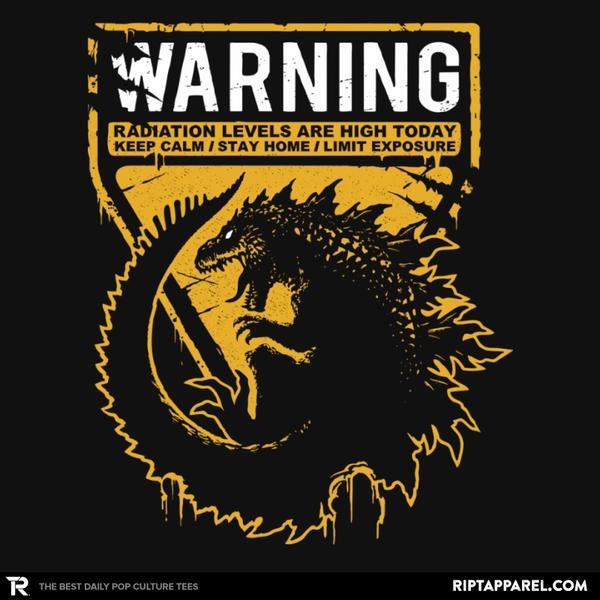 Ript: Warning: Radiation