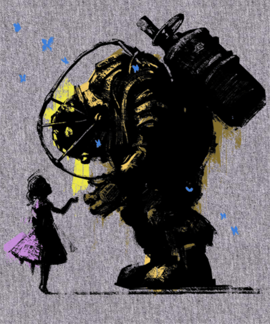 Qwertee: I'll Always Protect You