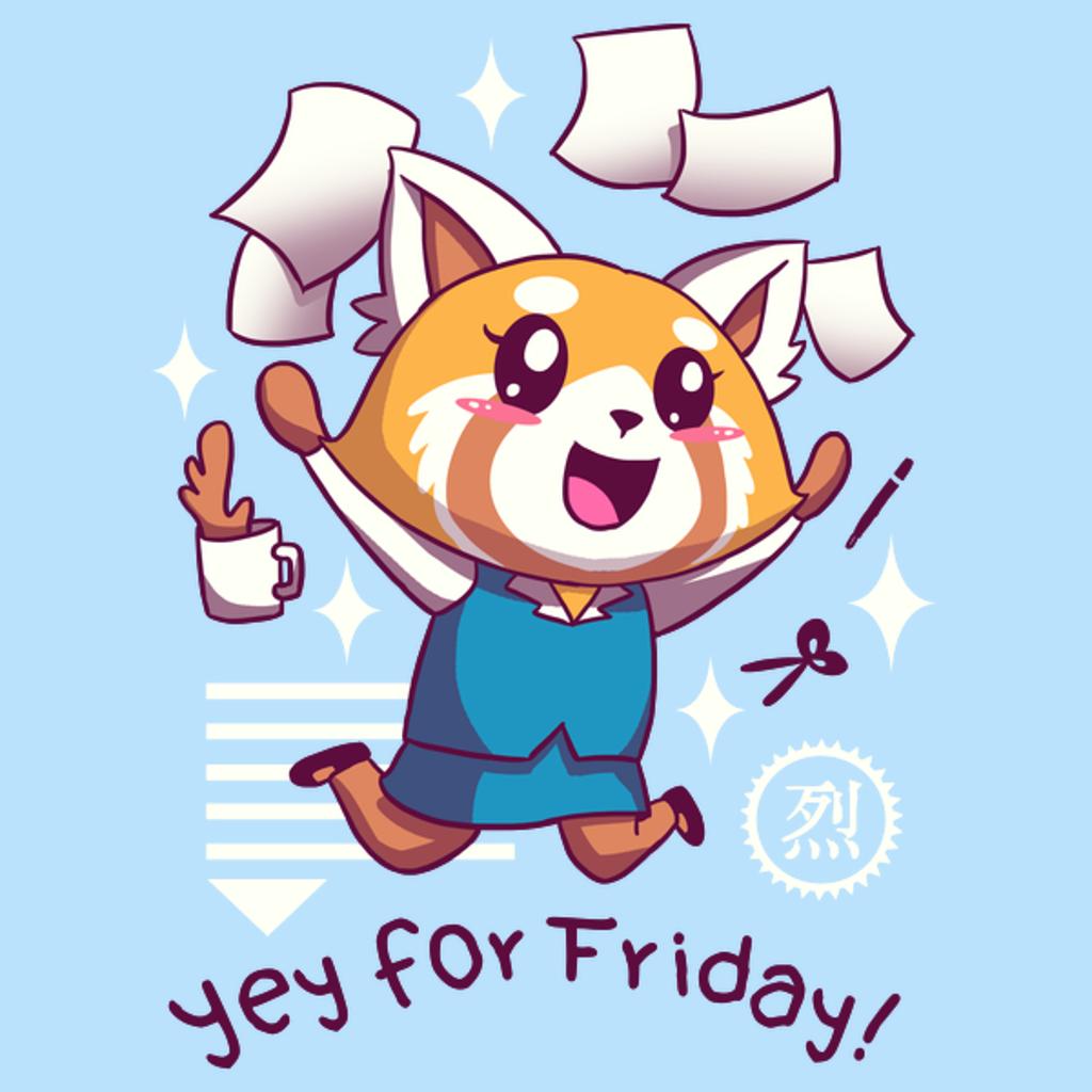 NeatoShop: Yay for Friday!
