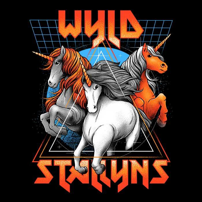 Once Upon a Tee: Stay Wyld