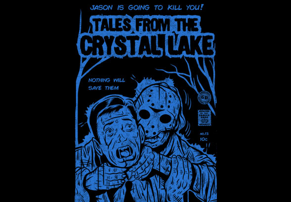 teeVillain: Tales from the Crystal Lake