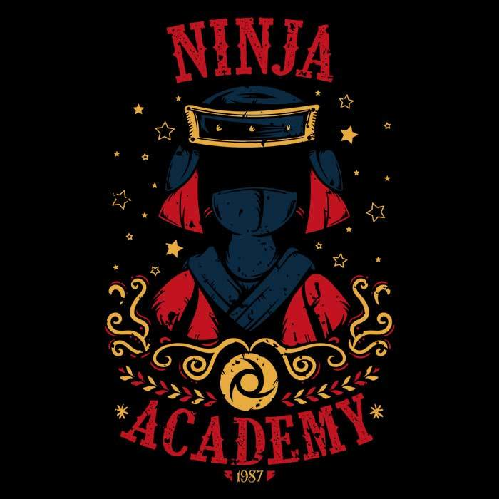 Once Upon a Tee: Ninja Academy