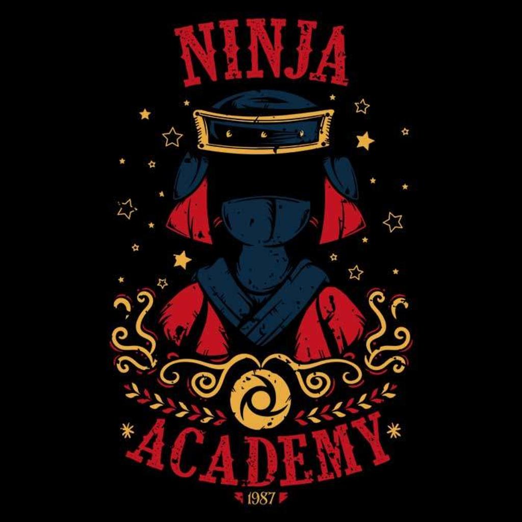 Once Upon a Tee: Ninja Academy