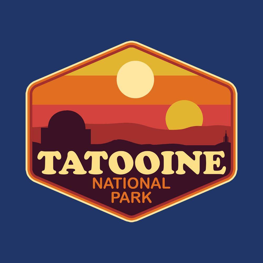 BustedTees: Tatooine National Park