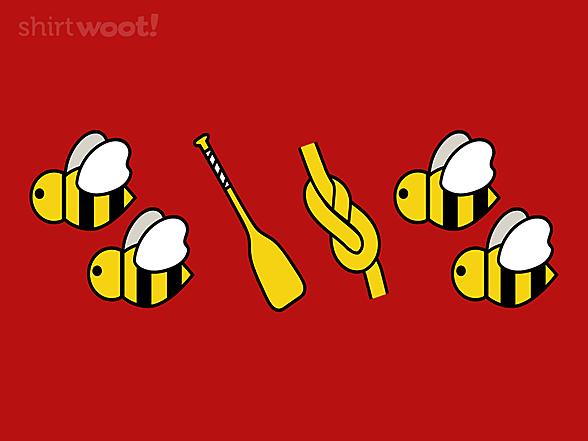 Woot!: 2 Bee Oar Knot 2 Bee