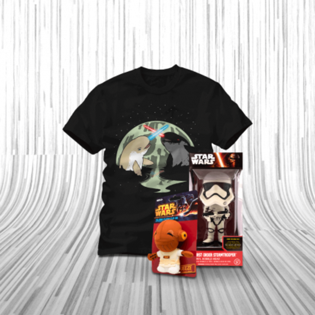 ShirtPunch: It's a Trap Bundle