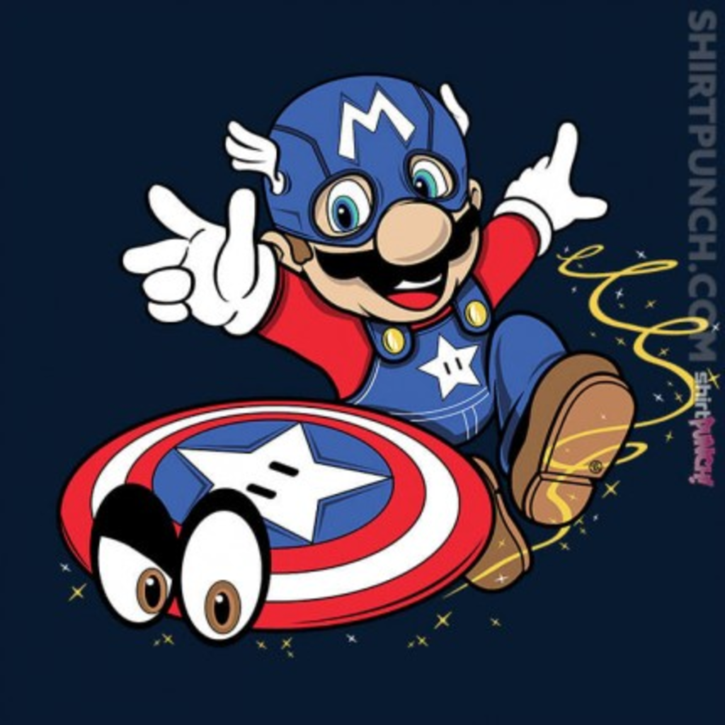 ShirtPunch: Super Captain Odyssey
