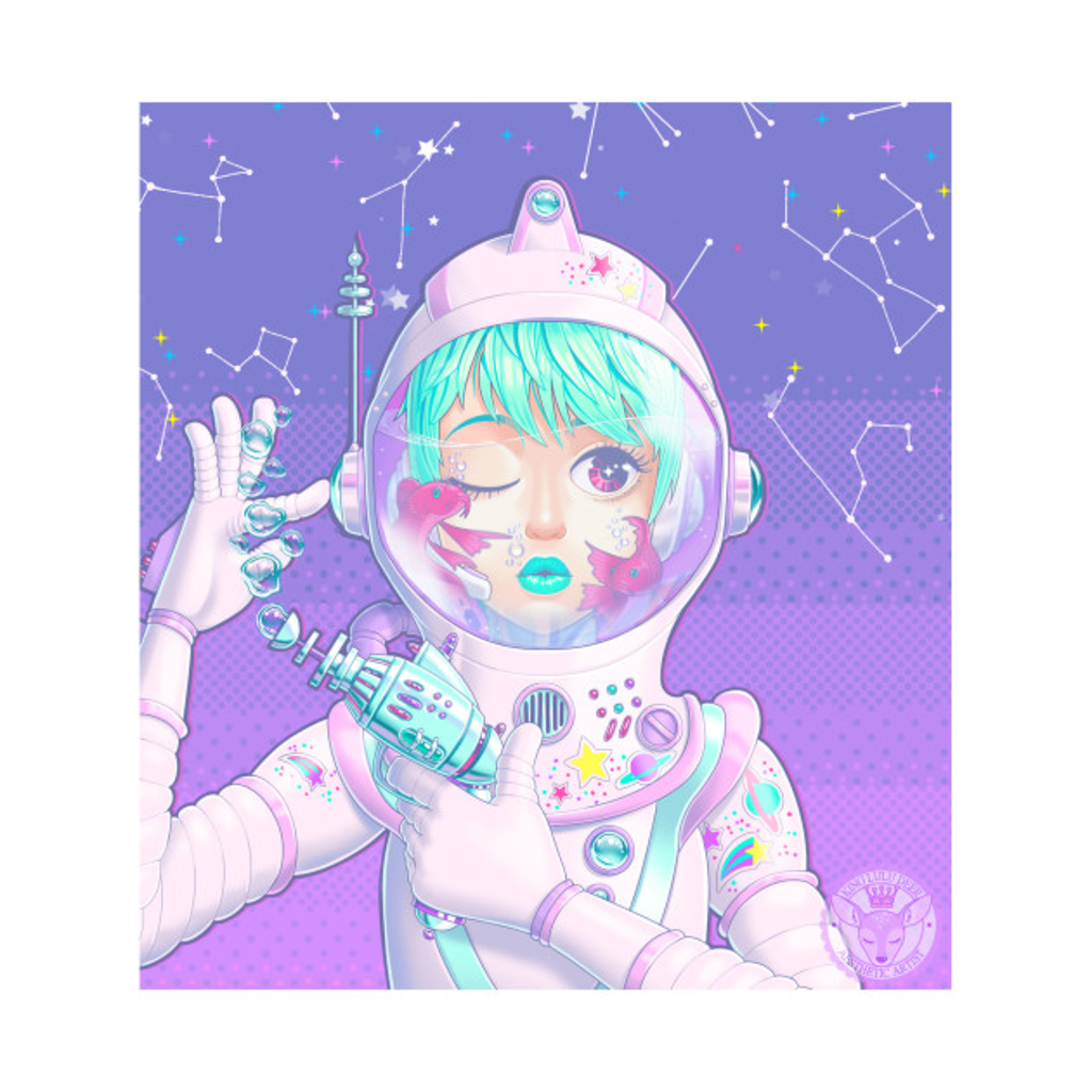 TeePublic: Space Bae