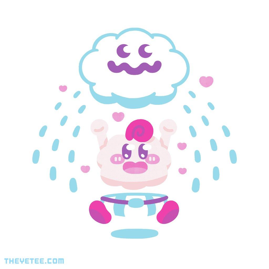 The Yetee: HP Rain