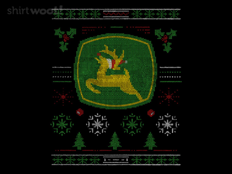Woot!: Christmas Deere