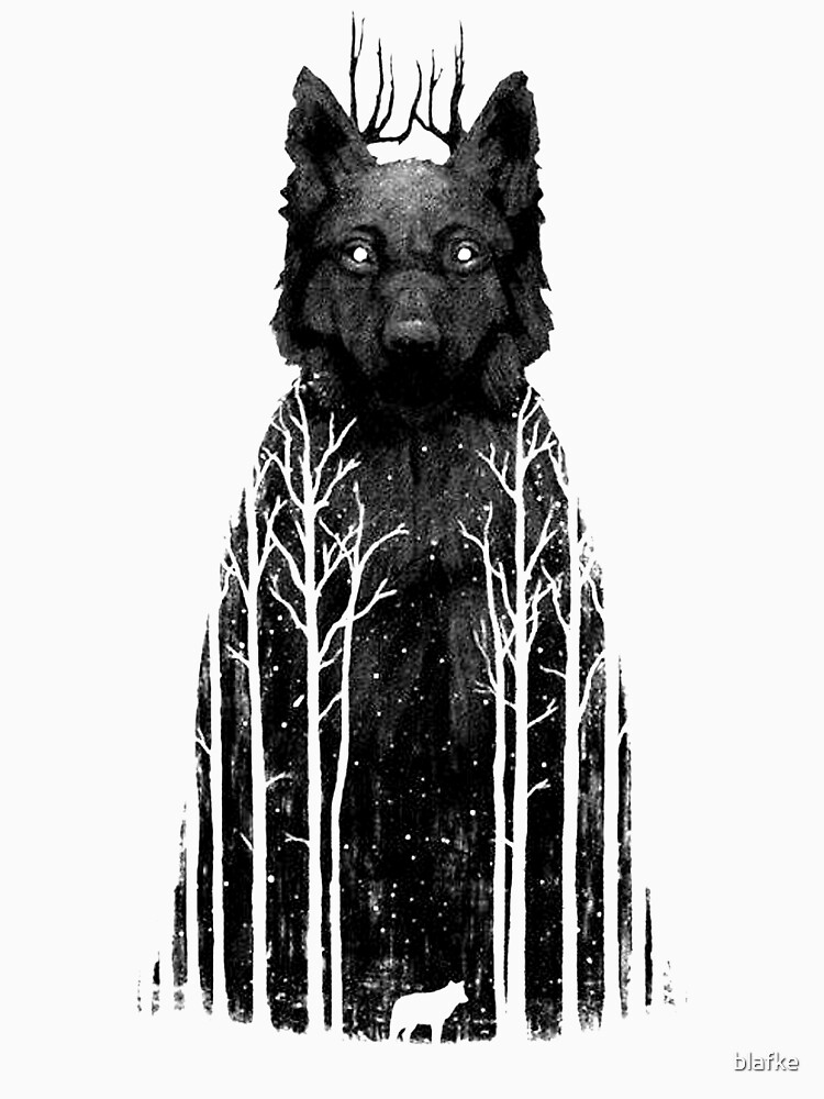 RedBubble: Wolftree