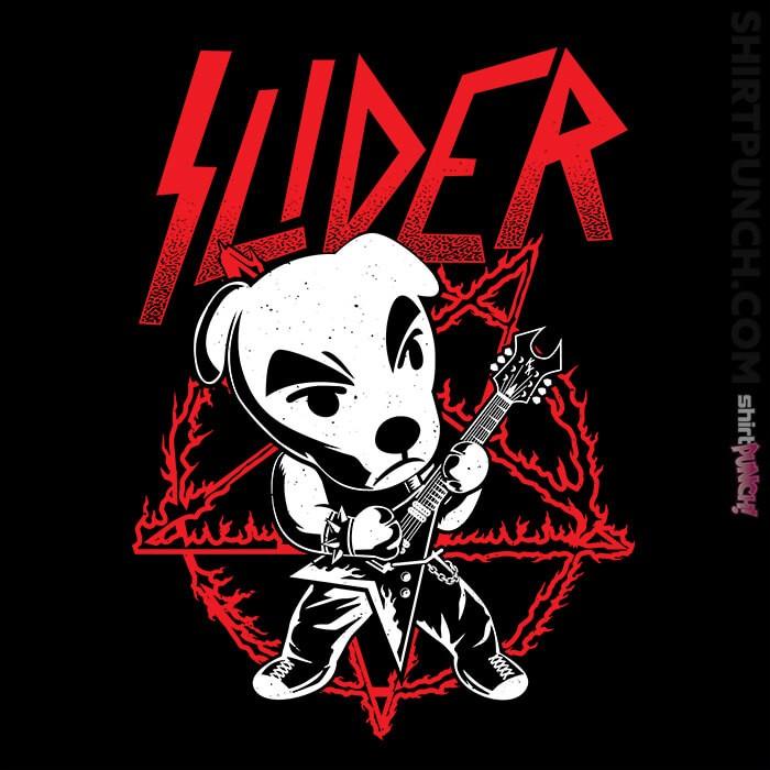 ShirtPunch: Slider King