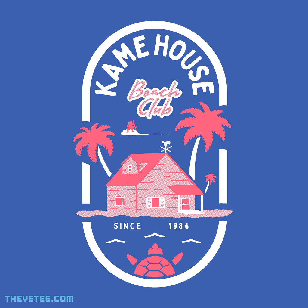 The Yetee: Turtle House
