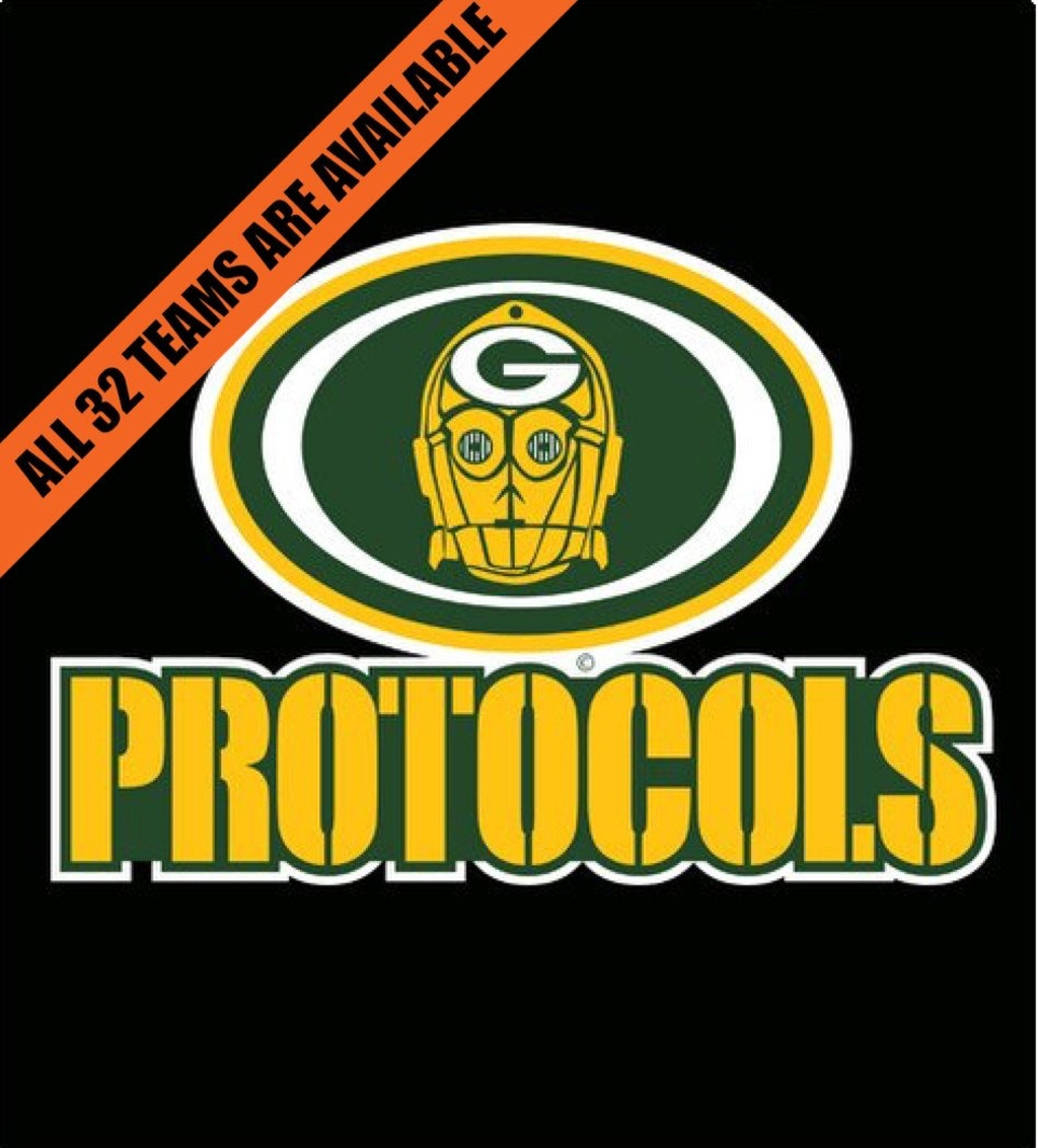 Shirt Battle: Green Bay Protocols