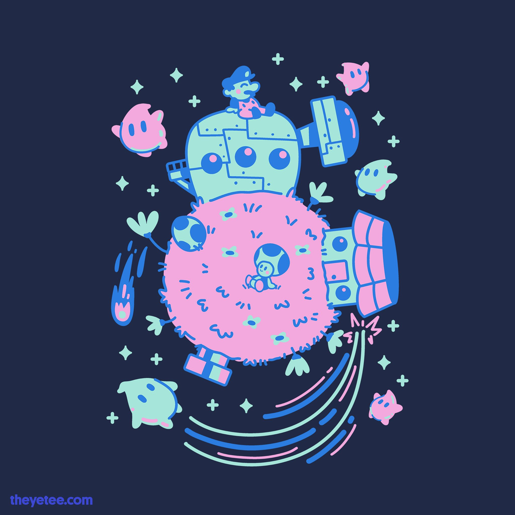 The Yetee: Welcome Space!