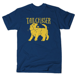 SnorgTees: Tail Chaser
