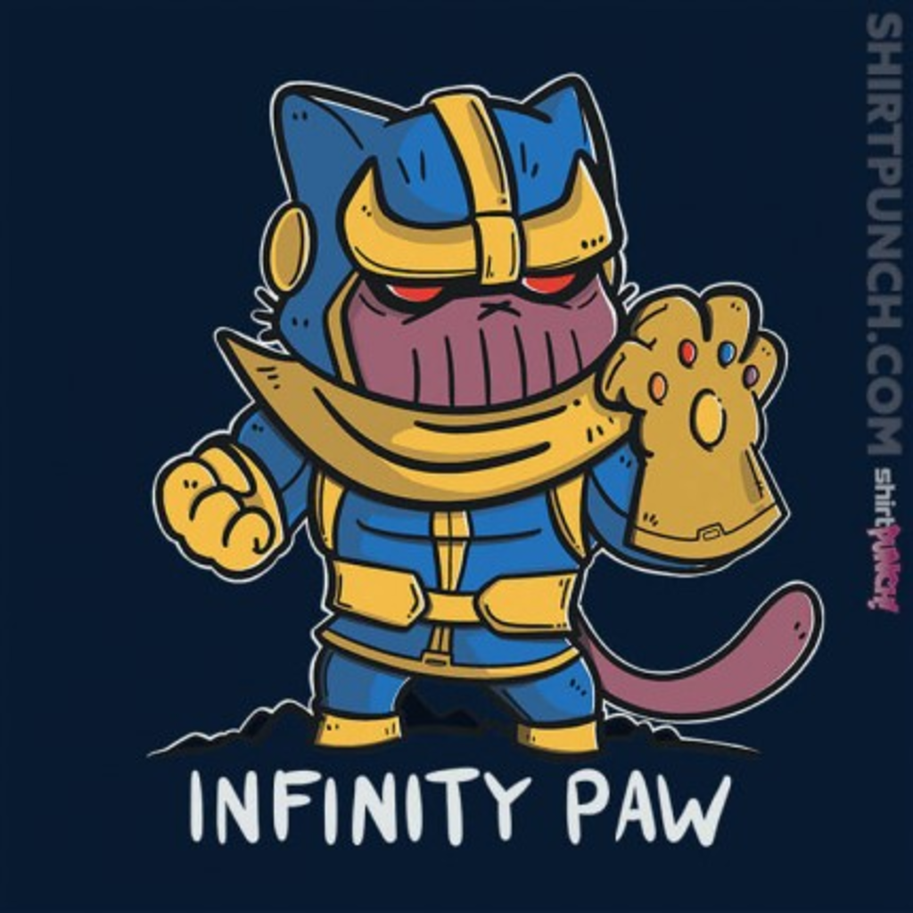 ShirtPunch: Infinity Paw