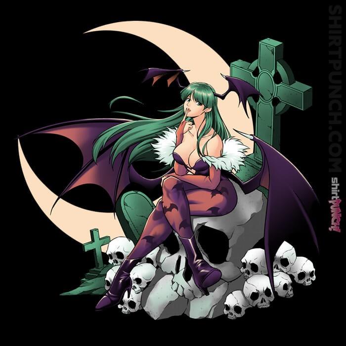 ShirtPunch: Night Warrior