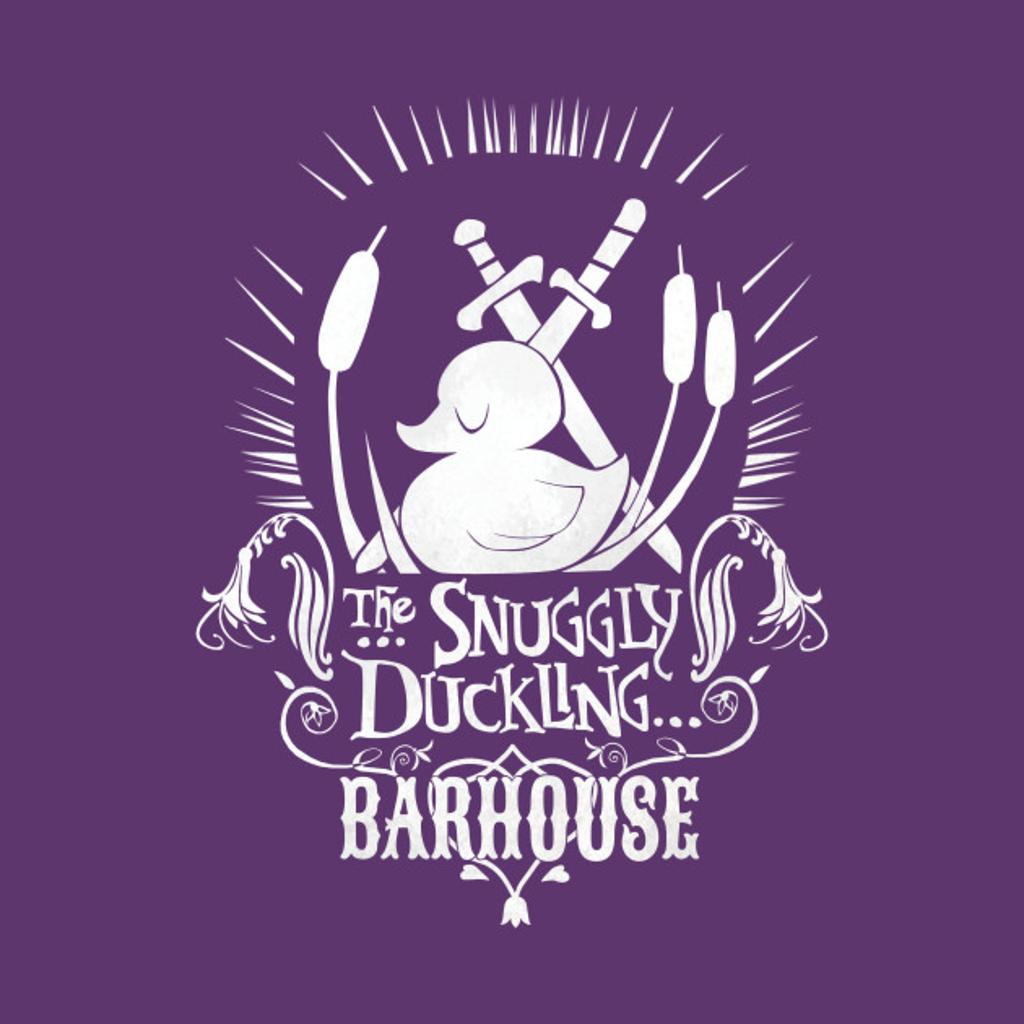 TeePublic: Snuggly Duckling (Ralph Breaks the Internet) T-Shirt T-Shirt