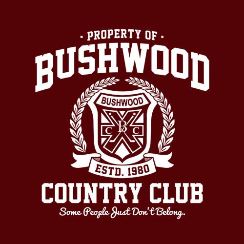 Five Finger Tees: Bushwood Country Club T-Shirt