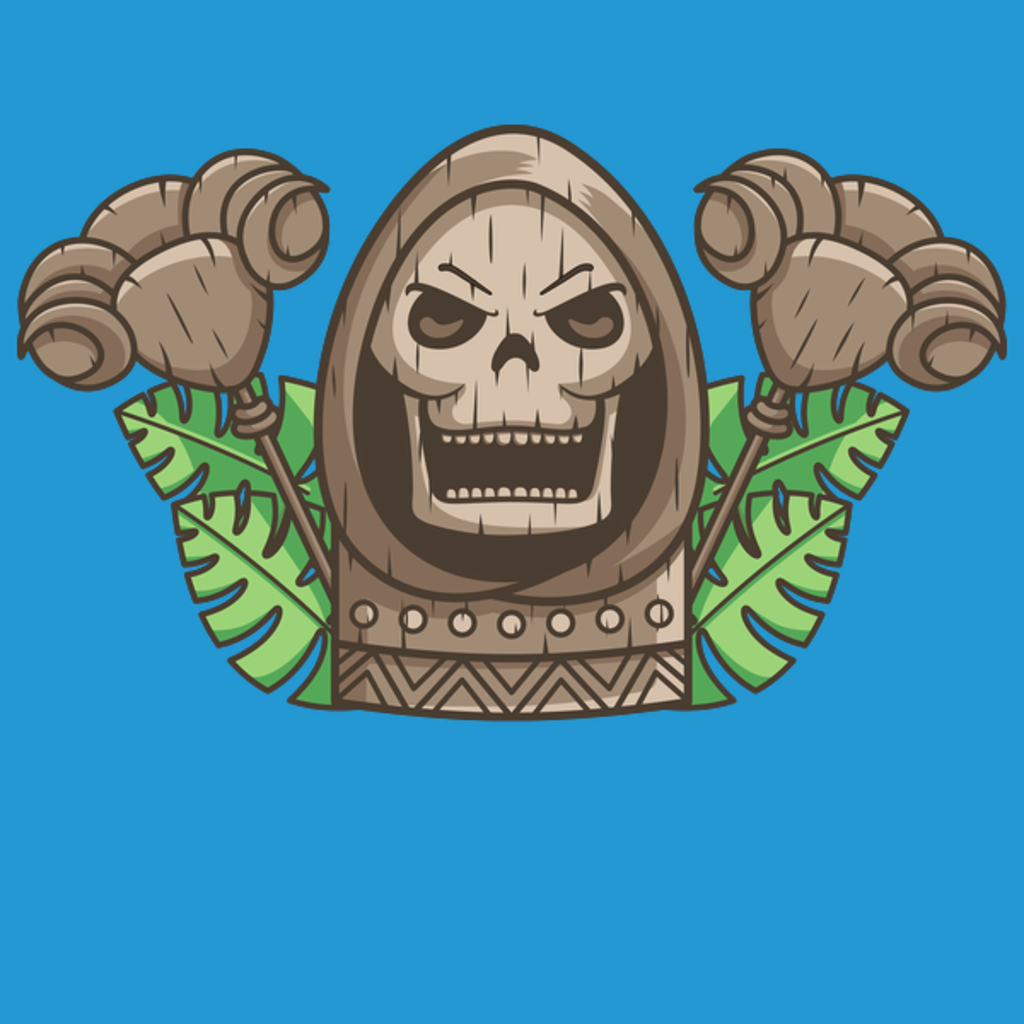 NeatoShop: Skeletor Tiki