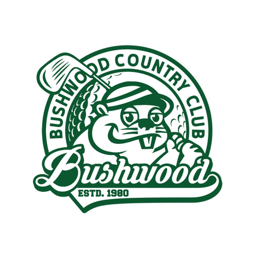 NeatoShop: Country Club Mascot logo