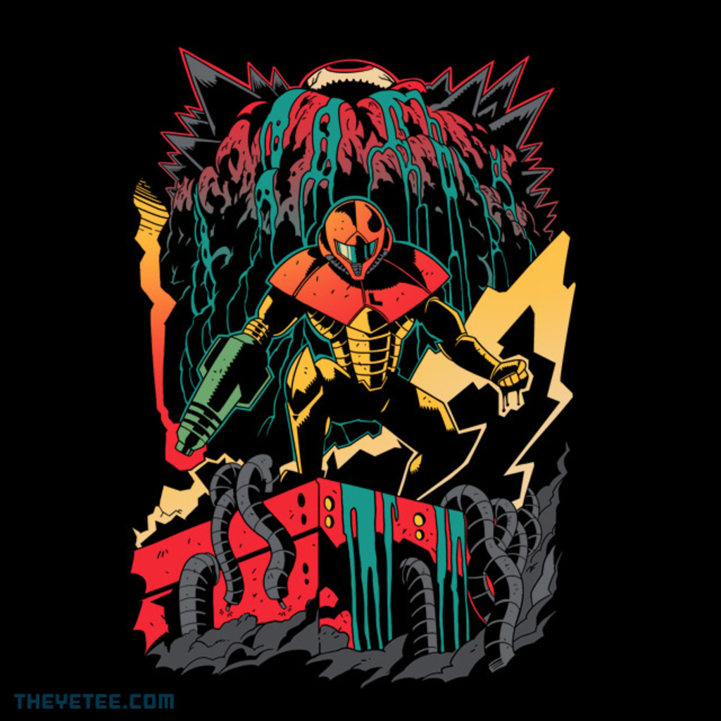 The Yetee: Wake the Mother