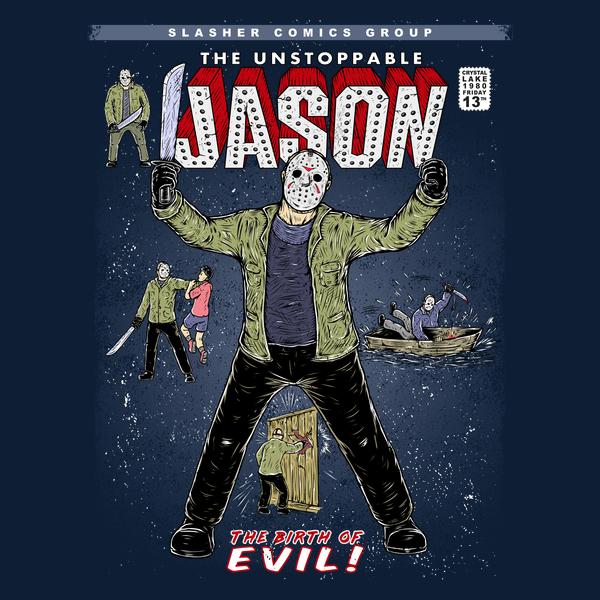 NeatoShop: THE UNSTOPPABLE JASON