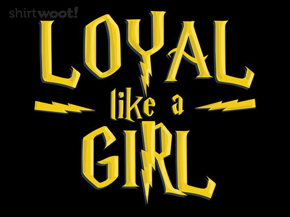 Woot!: Badger House Girl Power