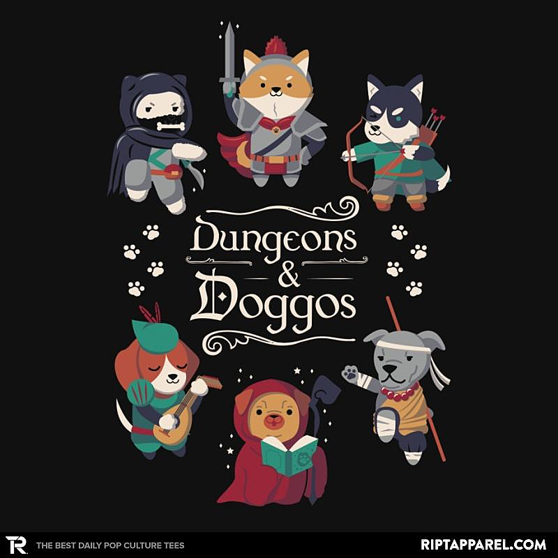 Ript: Dungeons and Doggos