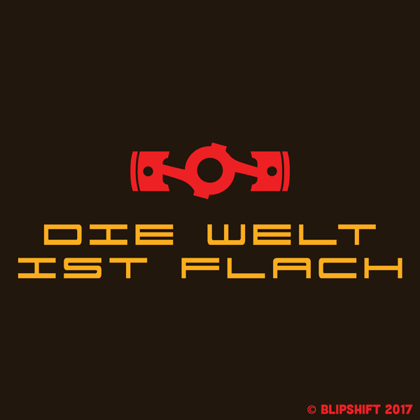 blipshift: Flatspiracy German V
