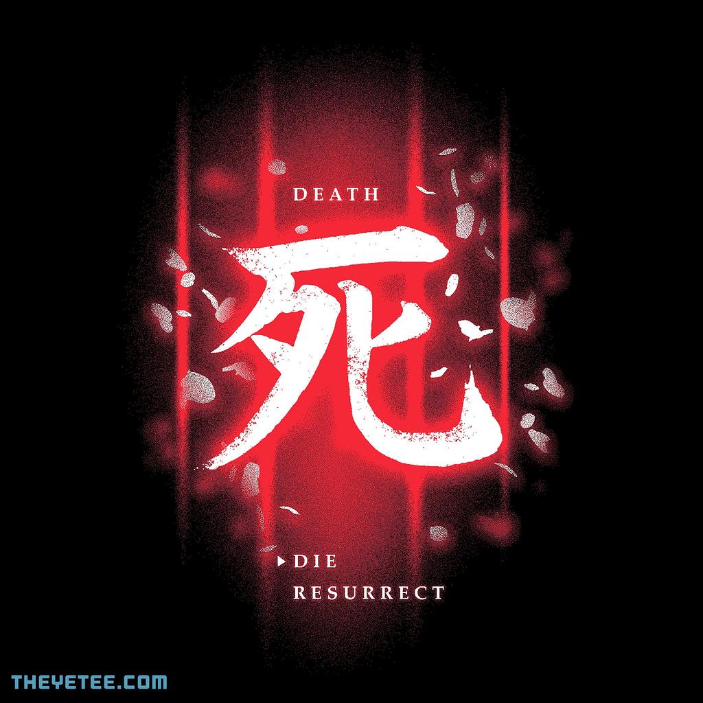 The Yetee: Never Die Twice