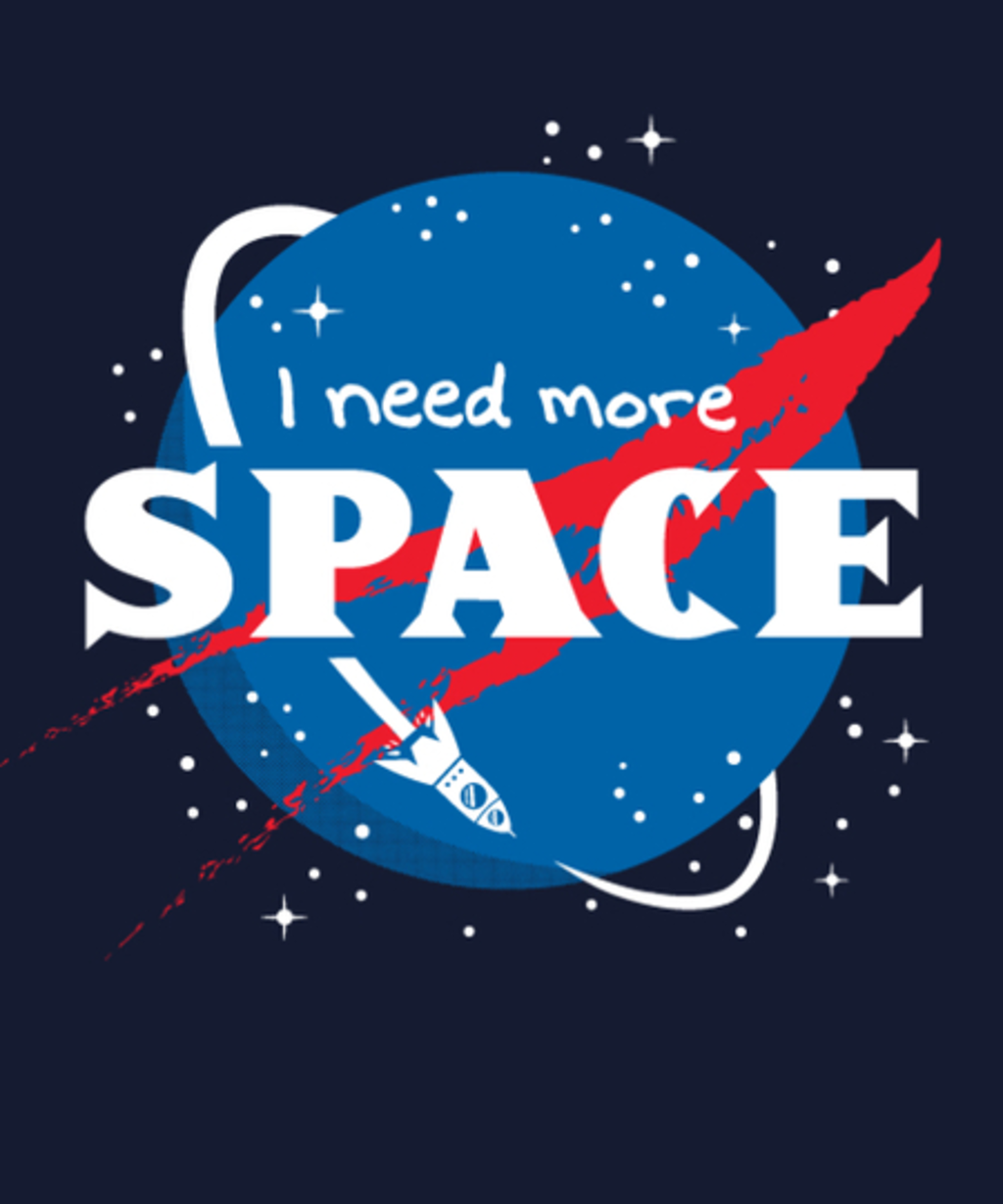 Qwertee: I need more space