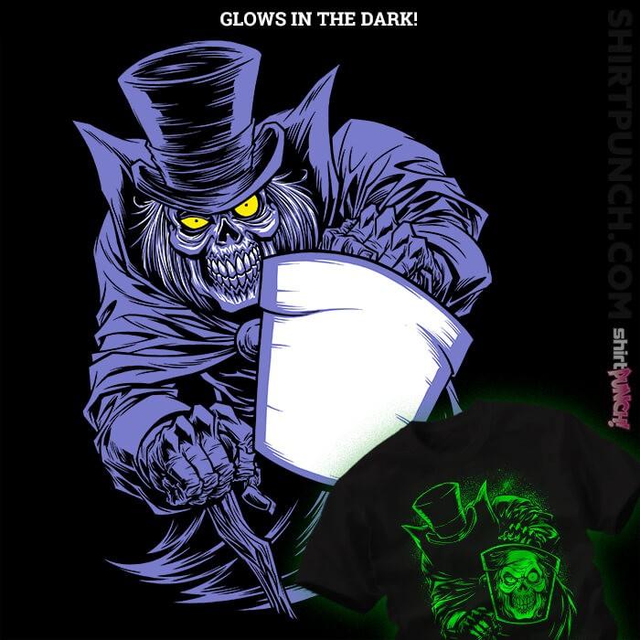 ShirtPunch: Hatbox Ghost