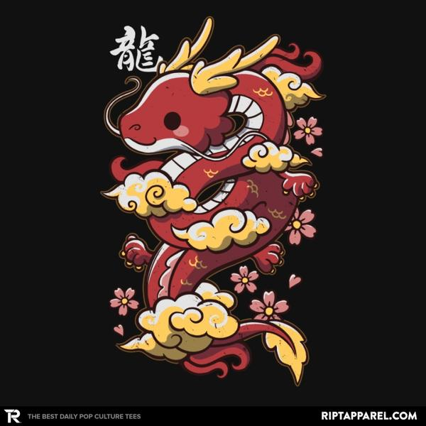 Ript: Kawaii Red Dragon