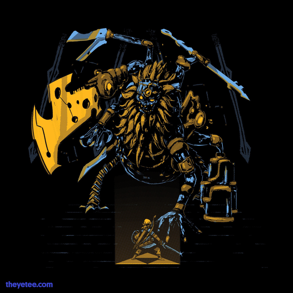 The Yetee: Fight The Calamity