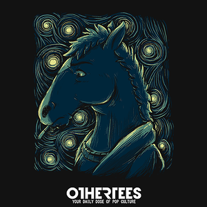 OtherTees: Starry Horse
