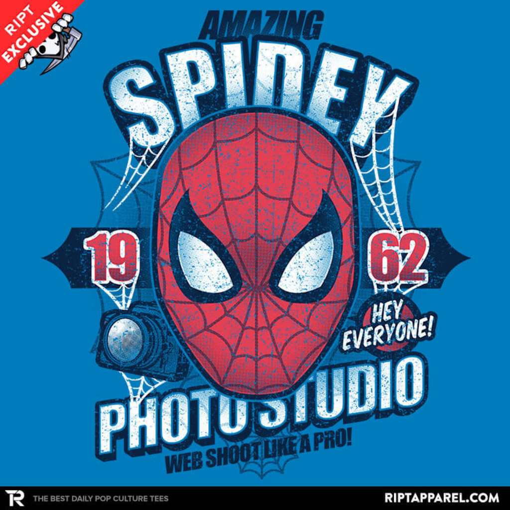 Ript: Spidey Photo Studio
