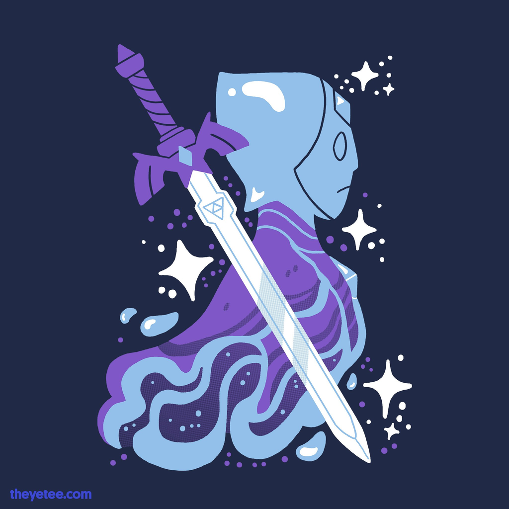 The Yetee: Sword of the Goddess