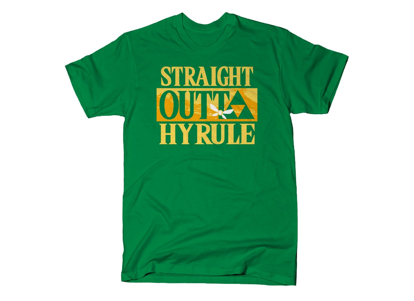 SnorgTees: Straight Outta Hyrule