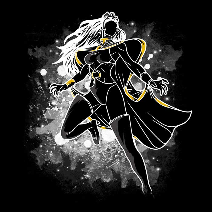 Once Upon a Tee: Inked Lightning