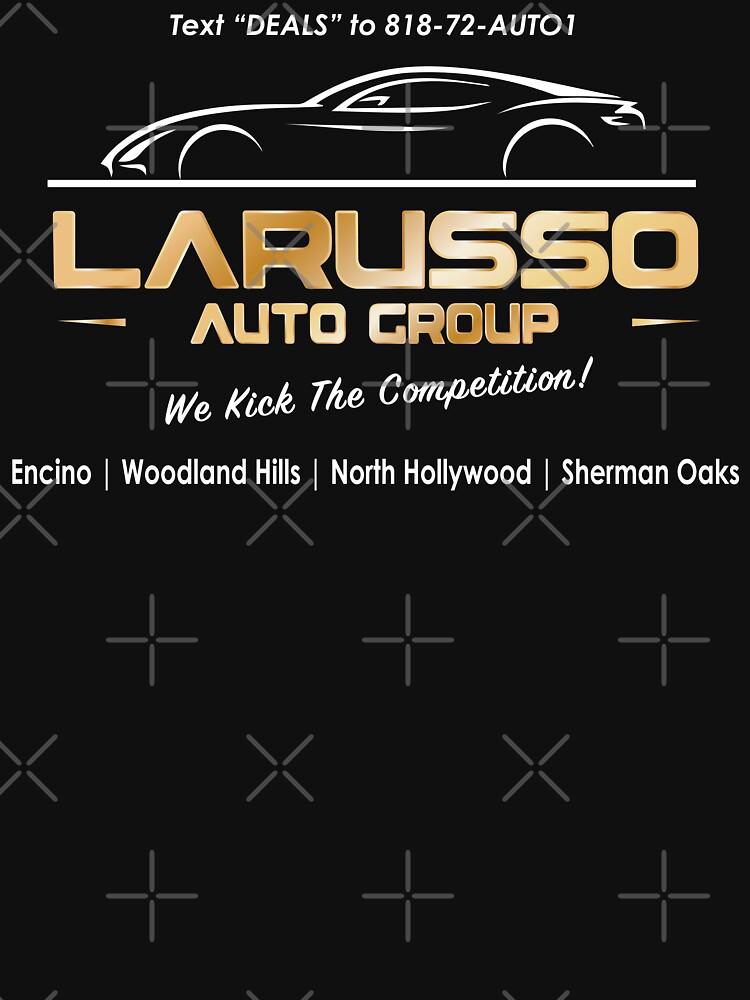 RedBubble: Larusso Auto Group Billboard